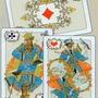 История карточной игры деберц