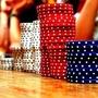 Удачный блеф при розыгрыше карт-блокеров в Пот-Лимит Омахе покер