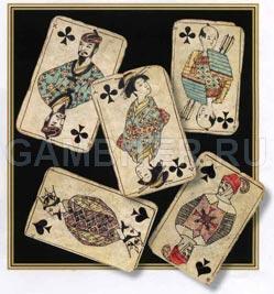 Гра в карти в Одесі