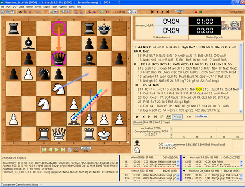 Программу шахматы с анализом