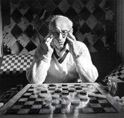 шашист Исер Куперман