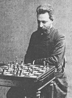 шахматист Михаил Иванович Чигорин