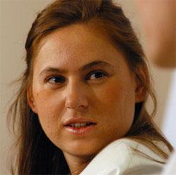 шахматистка Юдит Полгар